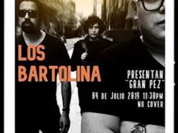 LOS BARTOLINA presentan GRAN PEZ 3