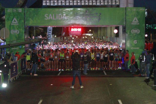 Un total de 10 mil corredores participarán en la 39 CBT 21K 2019 que organizan los Corredores del Bosque de Tlalpan.