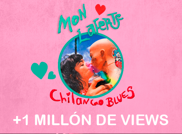 """Chilango Blues"" de MON LAFERTE llega a +1 MILLÓN DE VIEWS 4"