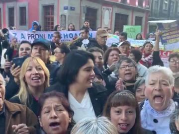 AMLO cumple 66 y le llevan mariachis a Palacio Nacional 8