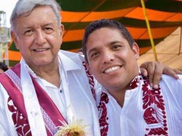 Arturo García, alcalde de Jalapa de Diaz en Oaxaca