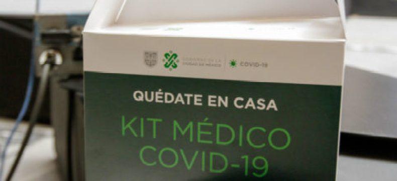 Para prevenir COVID-19, Claudia Sheinbaum anuncia kits sanitarios 5