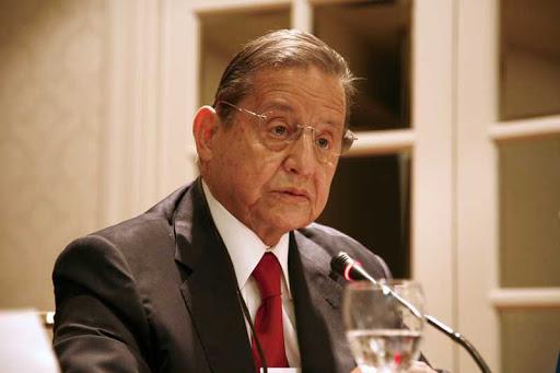 Fallece el embajador emérito Sergio González Gálvez 1