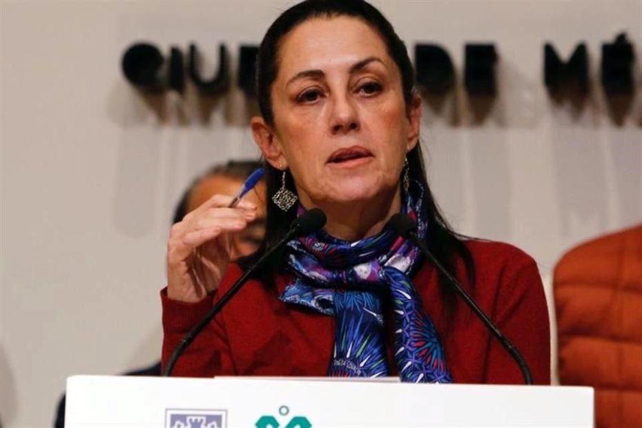 Claudia Sheinbaum reporta 10% de aumento de movilidad en CDMX 1