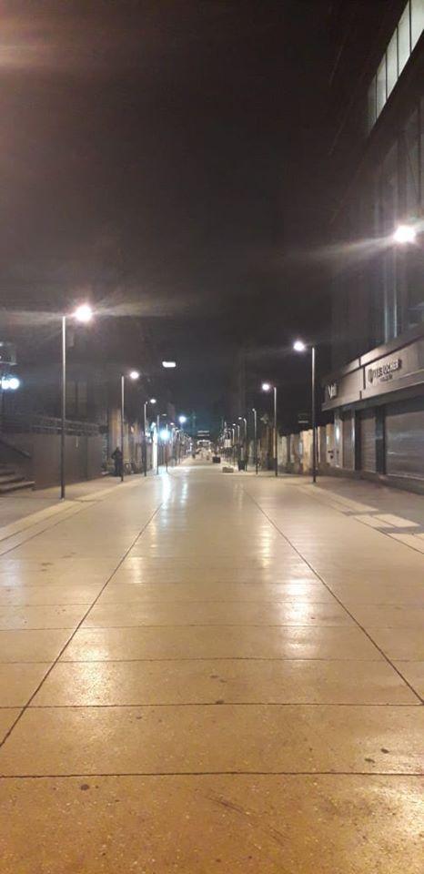 Calle Madero y plancha del Zócalo cerradas para evitar propagación de COVID-19 4