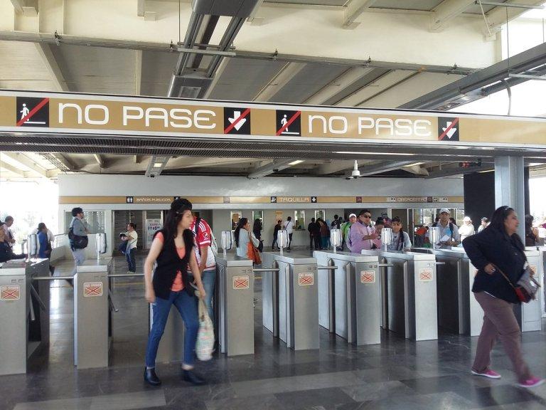 Toma tus precauciones: taquillas del metro cerrarán más temprano 1
