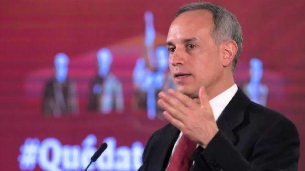 """""""El pico de COVID-19 será en junio; comenzará a bajar en julio"""": Hugo López-Gatell 1"""