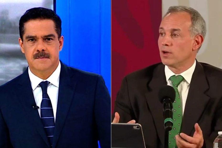"""""""Irrelevantes"""", así califica Javier Alatorre cifras y conferencias de López-Gatell 1"""