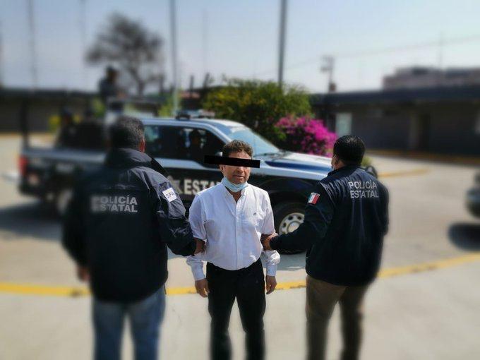 Detienen a Juan Antonio Vera Carrizal, responsable del ataque contra María Elena Ríos, saxofonista oaxaqueña 1