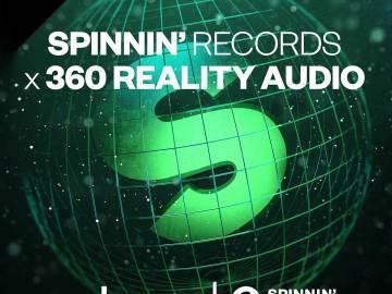 Deezer y Spinnin' Records hacen que la música dance cobre vida con 360 Reality Audio 6