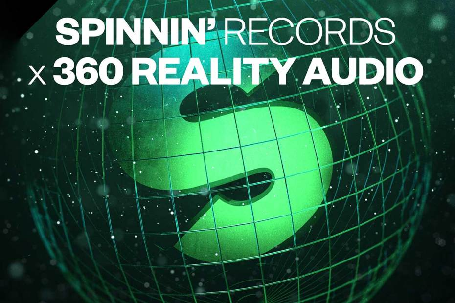 Deezer y Spinnin' Records hacen que la música dance cobre vida con 360 Reality Audio 6