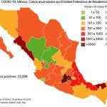 #COVID19 en México, casos activos, positivos, negativos, sospechosos, defunciones y tasa de incidencia por estado al 2 de mayo 2020 1