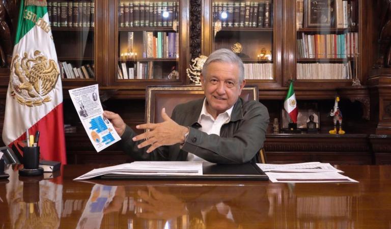 López Obrador anuncia que el miércoles presenta Plan de Reapertura Económica