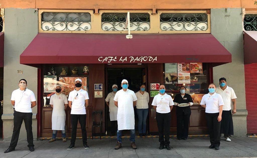 Café La Pagoda