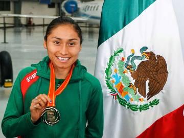 La medallista mexicana, Lupita González, es acusada de falsificación de documentos 8