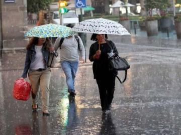 Activan alerta amarilla por fuertes lluvias en siete alcaldías de CDMX 2