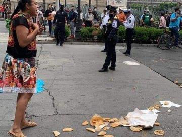 Tras abuso de autoridad en contra de #LadyTacosDeCanasta, seis policías ya son investigados 4