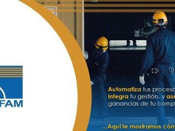 La creación para el sector Industrial de OFAM 6