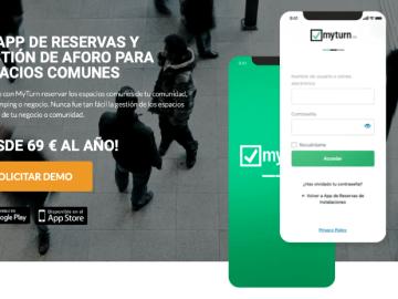 MyTurn, la app que ayuda a cumplir el protocolo de bioseguridad en España llega a Latinoamérica 3