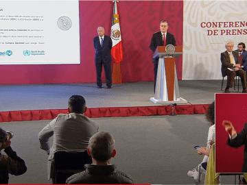 """""""México fue formalmente invitado a participar en la fase 3 de vacuna rusa Sputnik V"""": Marcelo Ebrard 4"""