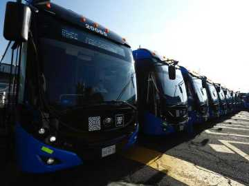 Comienzan pruebas operativas de nuevas unidades de Trolebús en la CDMX 7