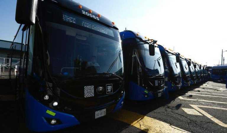 Comienzan pruebas operativas de nuevas unidades de Trolebús en la CDMX