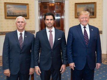 El actor mexicano Eduardo Verástegui podría formar parte del gabinete de Donald Trump 3