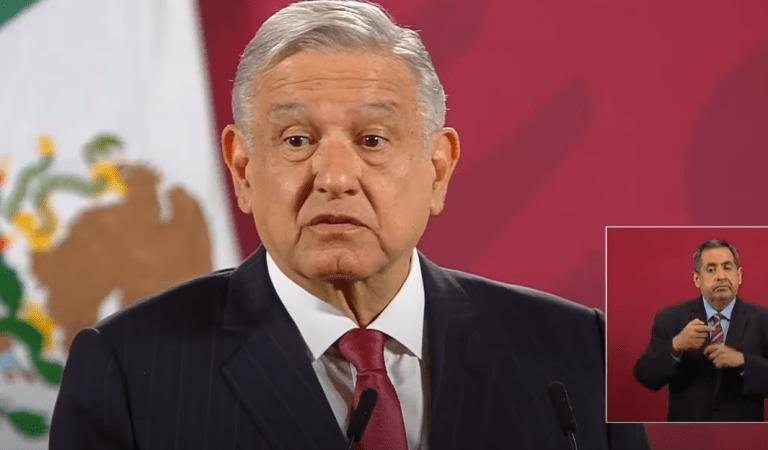 «No tengo comentario»: AMLO sobre el regreso de Ricardo Anaya