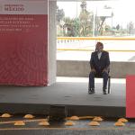 """""""Me da mucho gusto estar aquí de nuevo en Tlaxcala, no es retórica mucho menos demagogia"""": AMLO en la inauguración del paso vehicular Ocotoxco, Yauhquemecan 15"""