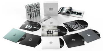 U2 ALL THAT YOU CAN'T LEAVE BEHIND 20 Aniversario, reedición multiformato 10