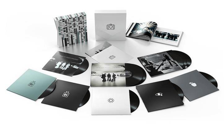 U2 ALL THAT YOU CAN'T LEAVE BEHIND 20 Aniversario, reedición multiformato