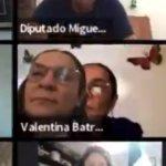 """""""Tuve un error técnico, pero de ninguna manera es una simulación de trabajo"""": diputada de Morena  tras ser acusada de fingir su presencia en sesión virtual del Congreso 14"""