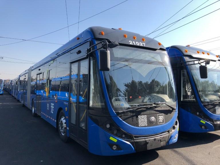 Concluirá Gobierno capitalino construcción del Trolebús Elevado Eje 8 Sur en abril de 2021 1