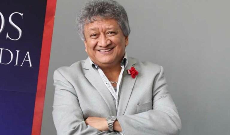 Jo Jo Jorge Falcón dio positivo a Covid-19; así lo dio a conocer el comediante