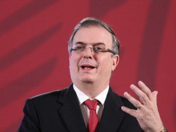 Por bloqueo en el Senado, suspenden comparecencia de Marcelo Ebrard 5