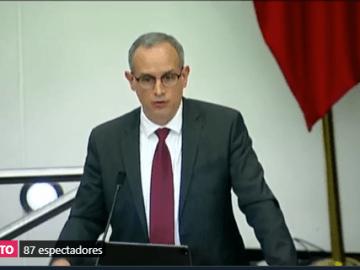 Hugo López-Gatell comparece ante comisiones en el Senado 6