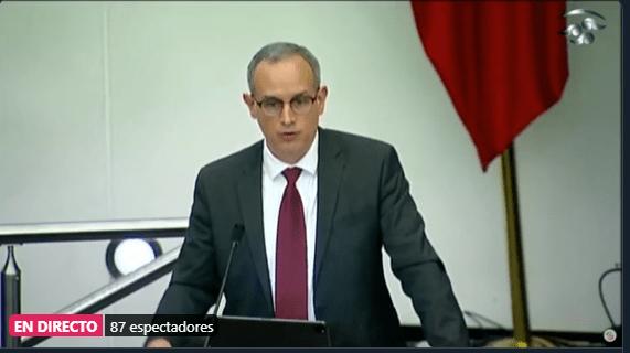 Hugo López-Gatell comparece ante comisiones en el Senado