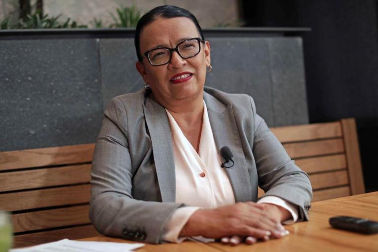 Si ella acepta, Rosa Icela Rodríguez sería la nueva titular de la SSPC: AMLO 1