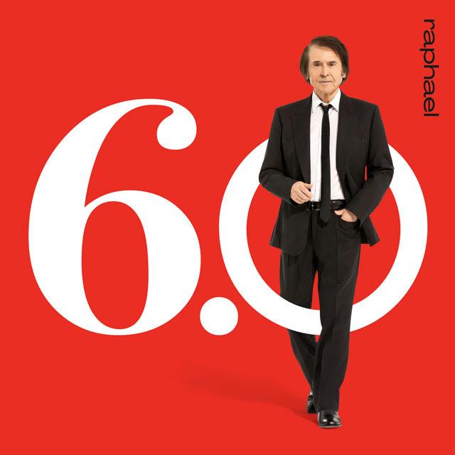 Raphael celebra 60 años sobre el escenario con el álbum 'RAPHAEL 6.0' 1