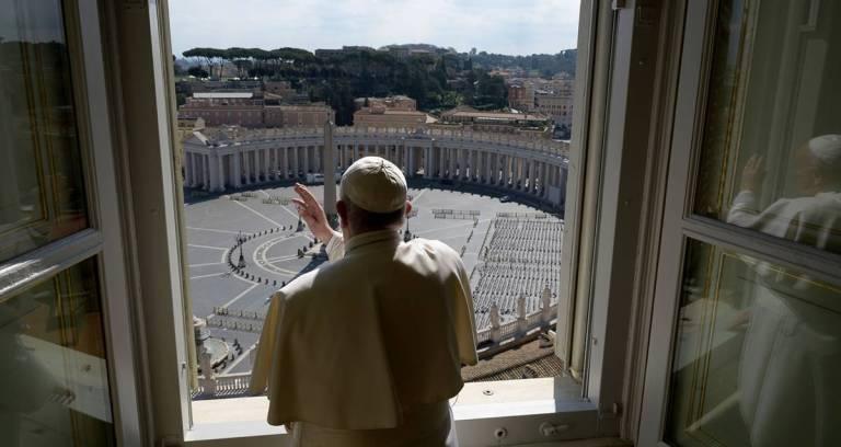 Vaticano confirma nuevo caso de Covid-19 en la residencia del Papa Francisco 1