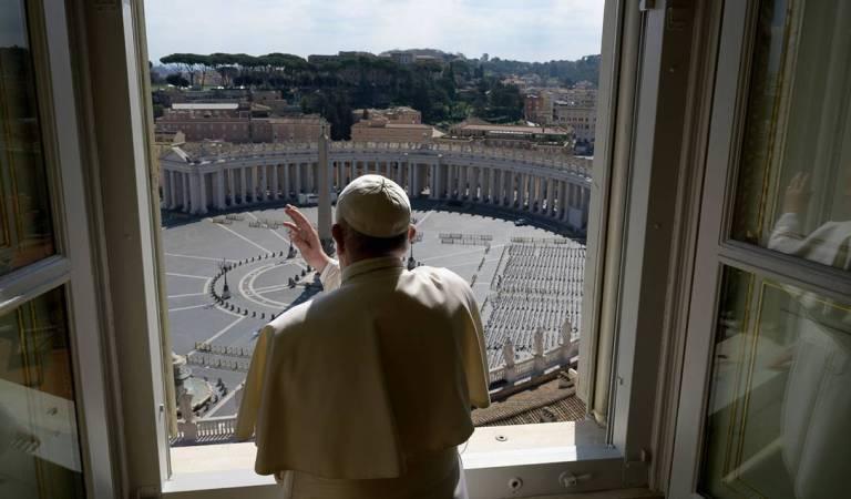 Vaticano confirma nuevo caso de Covid-19 en la residencia del Papa Francisco