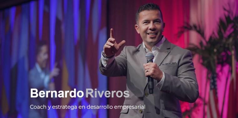 Bernardo Riveros, coach y estratega en desarrollo empresarial colombiano, recibe premio a la excelencia latina en Canadá 1