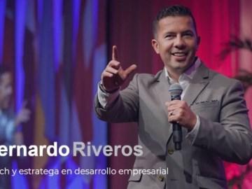 Bernardo Riveros, coach y estratega en desarrollo empresarial colombiano, recibe premio a la excelencia latina en Canadá 5