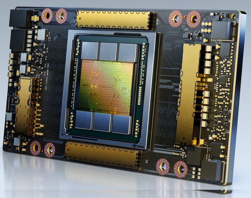 NVIDIA anuncia la GPU A100 de 80 GB, que potencia la GPU más potente del mundo para Supercómputo con IA 4