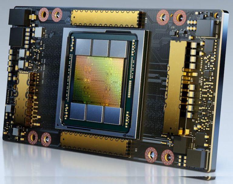 NVIDIA anuncia la GPU A100 de 80 GB, que potencia la GPU más potente del mundo para Supercómputo con IA 1