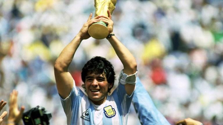 Murió a los 60 años Diego Armando Maradona 1
