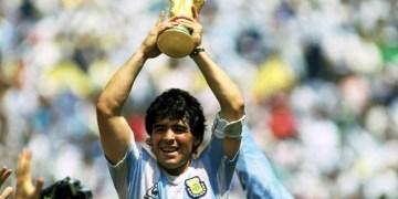 Murió a los 60 años Diego Armando Maradona 9