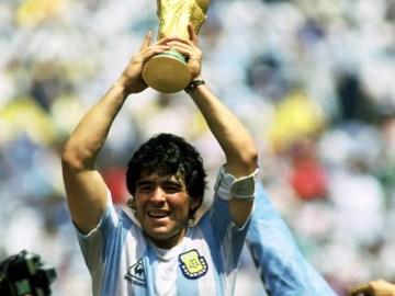 Murió a los 60 años Diego Armando Maradona 2