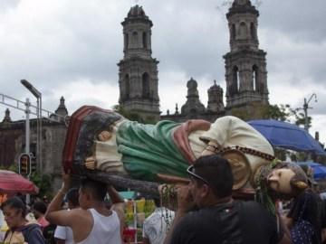 Iglesia de San Hipólito permanecerá cerrada este 28 de noviembre 7