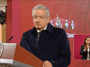 """""""Quitarle el fuero al presidente ayuda mucho a terminar con la corrupción"""": AMLO 8"""